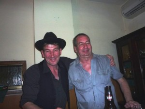 Old drunk friend